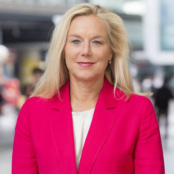 Minister Sigrid Kaag Minister for Foreign Trade and Development Cooperation, the Netherlands