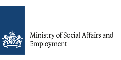 logo Ministry of Social Affairs and Emplyment