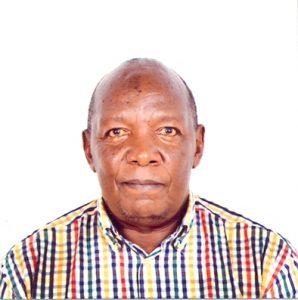speaker - Moses Hannington Thenge